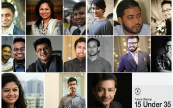 Future Startup 15 Under 35 For 2015: Entrepreneurs, Trailblazers, Mold-Breakers Of Bangladesh