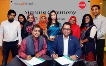 Coca-Cola Bangladesh Partners With Top Of Mind