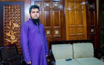 Mahbub Hossain's Journey From A Door-To-Door Salesman To Building His Own Furniture Company