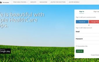 New Digital Healthcare Startup Jolpie Launches In Dhaka