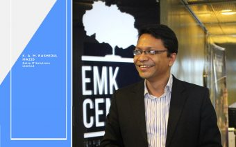 The Evolution of Raise IT Solutions: An Interview With K. A. M. Rashedul Mazid