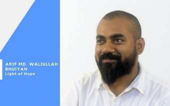 Innovator Under 35: Q & A With Arif Md. Waliullah Bhuiyan Of Light Of Hope