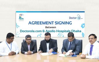 Doctorola Partners With Apollo Hospitals Dhaka